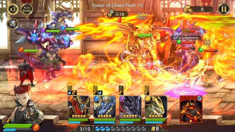 Summon Rush! screenshot-4