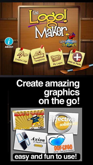 Logo Maker screenshot one