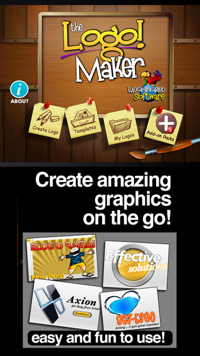 Logo Maker screenshot one