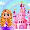 娃娃 打扮 城堡 装饰