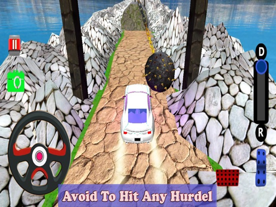 Xtreme Impossible Car Drive на iPad