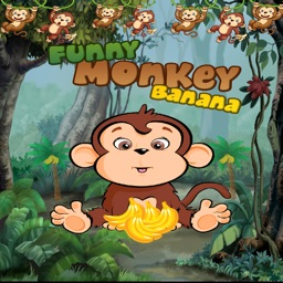 Funny Monkey - The Banana Hunt