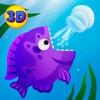 Blue Ocean Tasty Fish