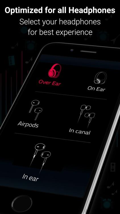 Boom: Music Player & Equalizer screenshot-4