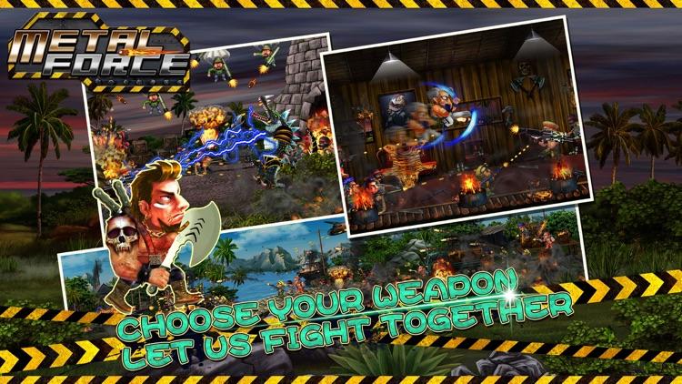 Metal Force screenshot-4