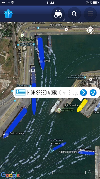 MarineTraffic - Ship Tracking screenshot-3