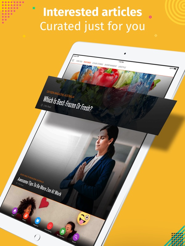 Magzter - 10,000+ Magazines - Tips for Android & iOS Game   TipsJoy com