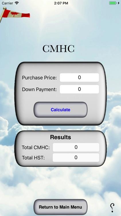 6 in 1 Real Estate Calculator screenshot-5