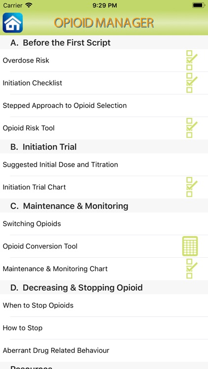 Opioid Manager screenshot-2