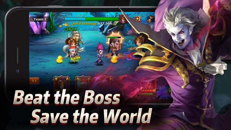 Heroes Charge screenshot-3