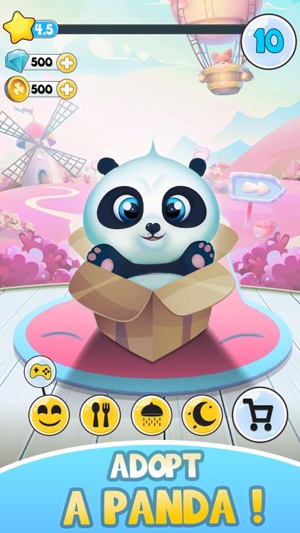 Pu - Care panda bears screenshot-0