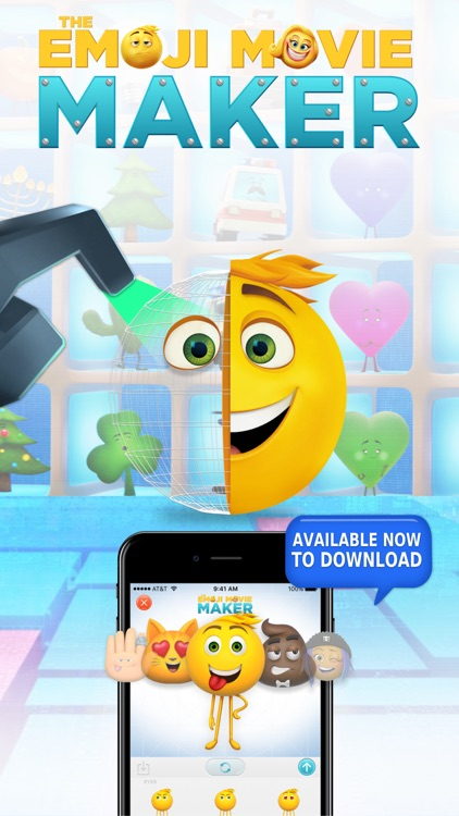 The Emoji Movie Stickers screenshot-4