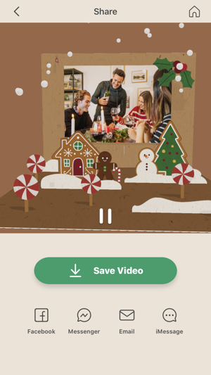 Pine 3d Greeting Cards On The App Store