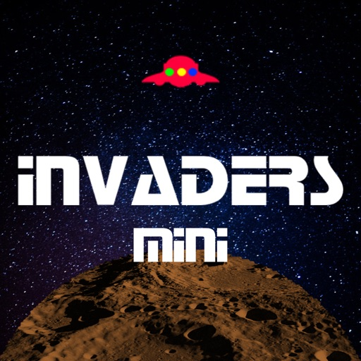 Invaders mini