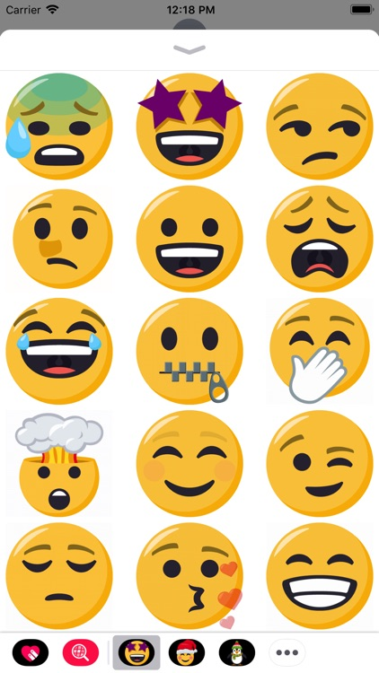 Animated Smileys by EmojiOne