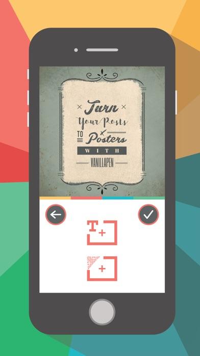 vanillapen pro poster maker iphoneアプリランキング