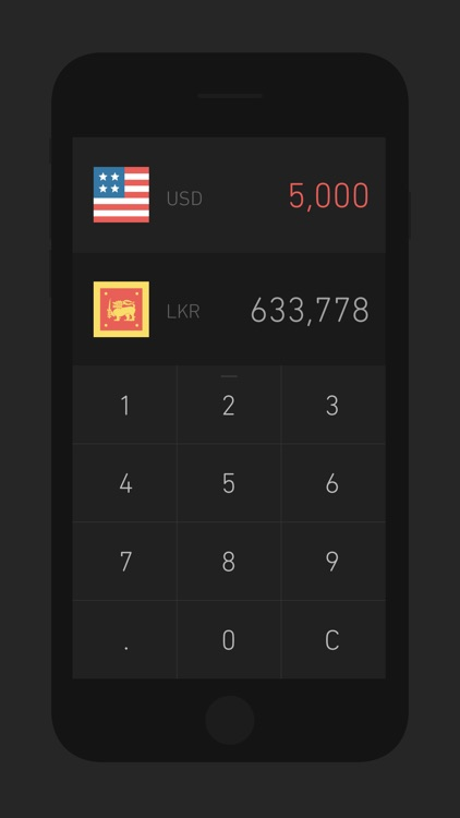 Currency - Simple Currency Converter screenshot-4