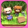 脱出ゲーム 森のクマさんハウス - iPadアプリ
