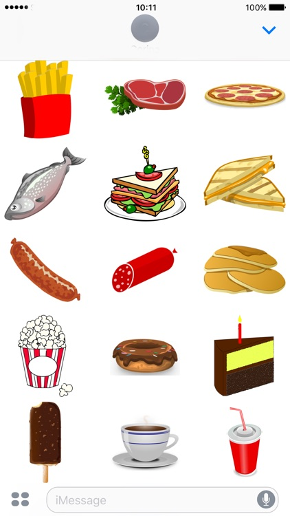 Food & Drink Stickers screenshot-3