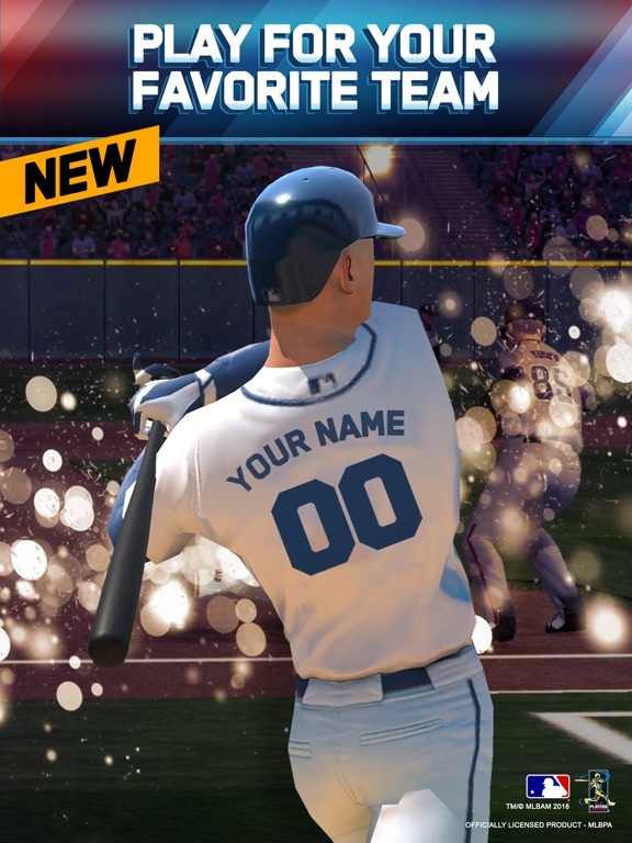 MLB Tap Sports Baseball 2018 screenshot 8