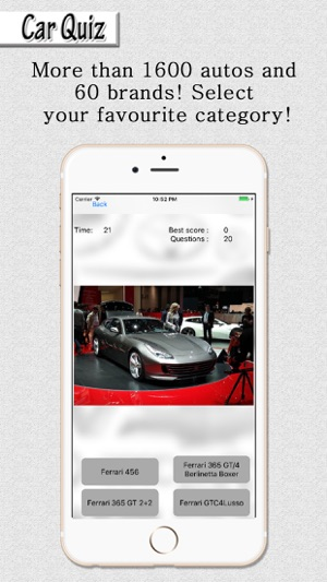 Car Quiz Guess The Auto Brand On The App Store