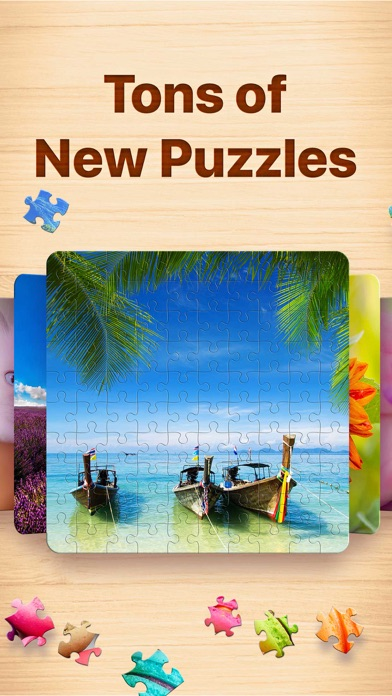 Jigsaw Puzzles - Puzzle Games screenshot 2