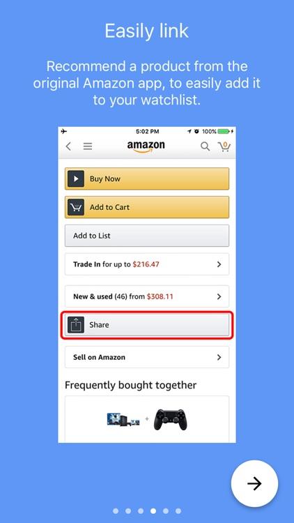 Price Alert for Amazon screenshot-3