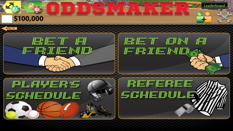 Oddsmaker: SportsCasino screenshot-7