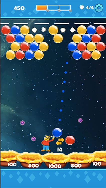 Bubble Shooter Super Pop Puzzle Blast