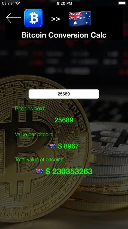 BitCoin X Mon screenshot-6