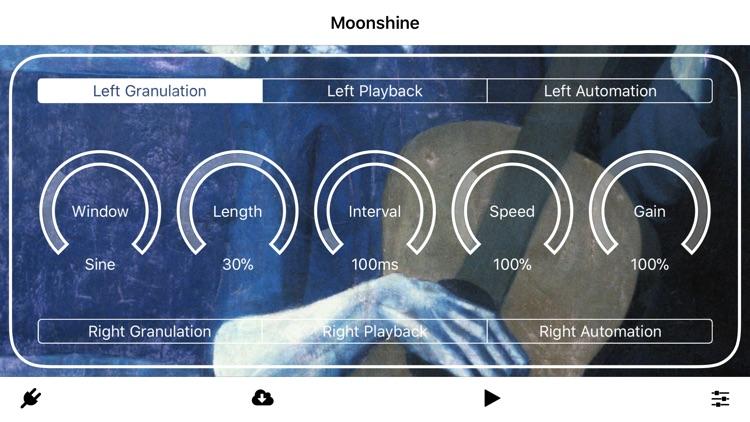 Moonshine AU