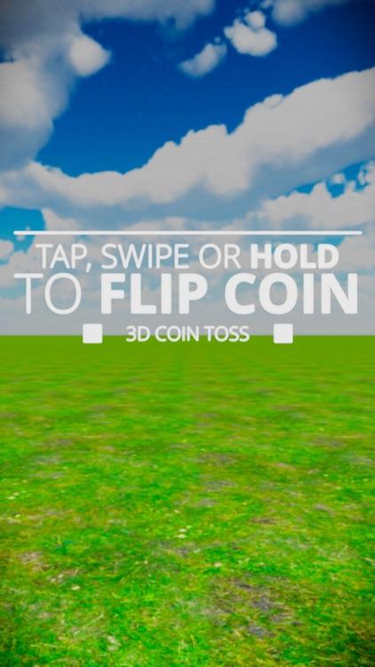 3D Coin Toss screenshot-0