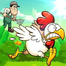 Chicken Run Farm Escape
