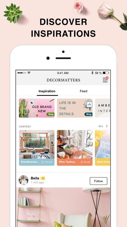 Decor Matters: Design & Shop screenshot-0