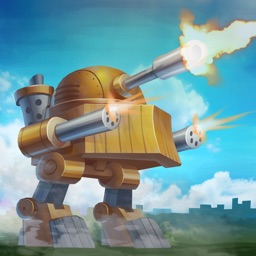 Steampunk 2 Tower Defense