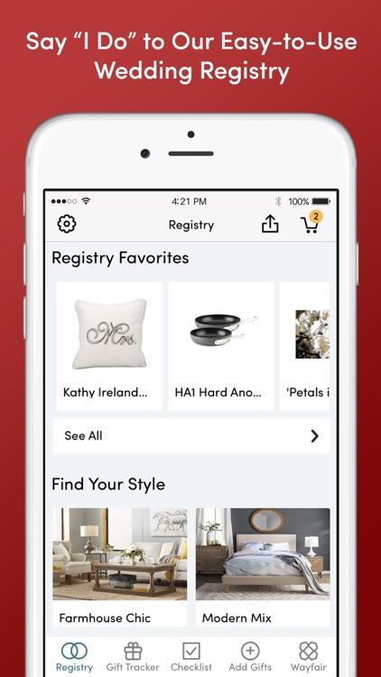 Wayfair – Shop All Things Home screenshot-7