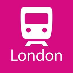 London Rail Map