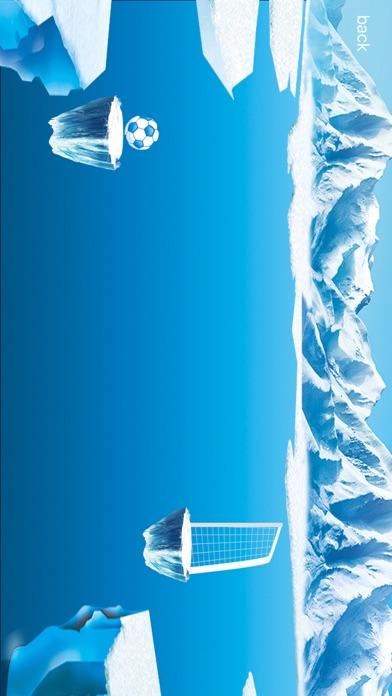 Glacier football Screenshot