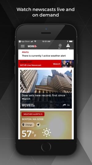 wcvb newscenter 5 boston on the app store