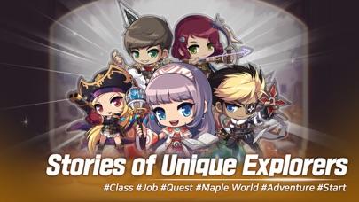 MapleStory M: Fantasy MMORPG_苹果商店应用信息下载量_评论_