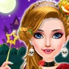 Crazy Halloween Princess Salon