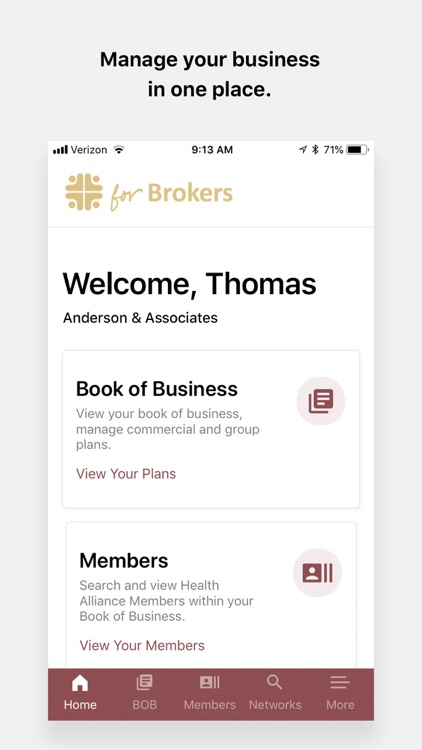 Ha For Brokers By Health Alliance Medical Plans
