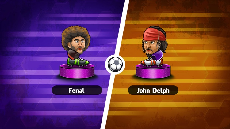 Head soccer  Star League screenshot-4