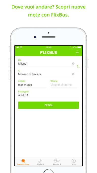 Download FlixBus - viaggia in autobus per Pc