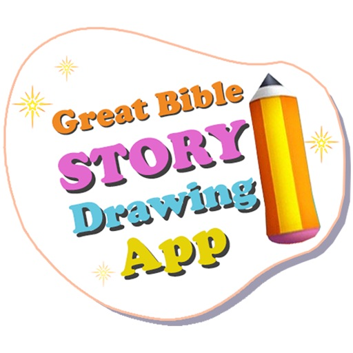 Great Bible Story Drawing App