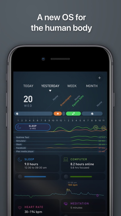 Gyroscope Health screenshot-4