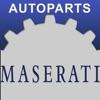 Autoparts for Maserati