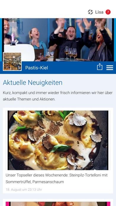 Pastis-KielScreenshot von 1