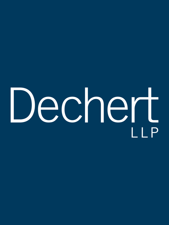 Dechert LLP Events screenshot 3