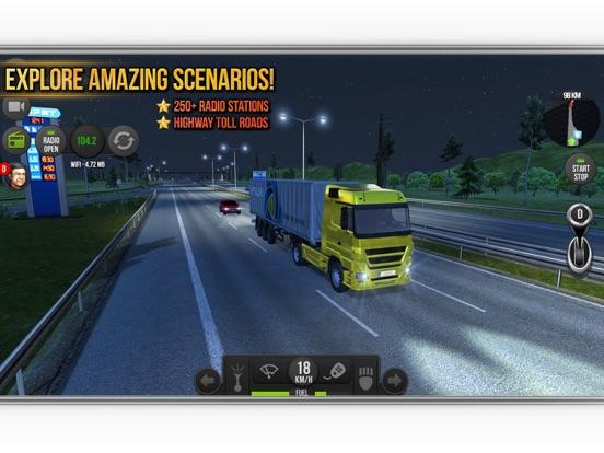 Truck Simulator 2018 : Europe screenshot 9
